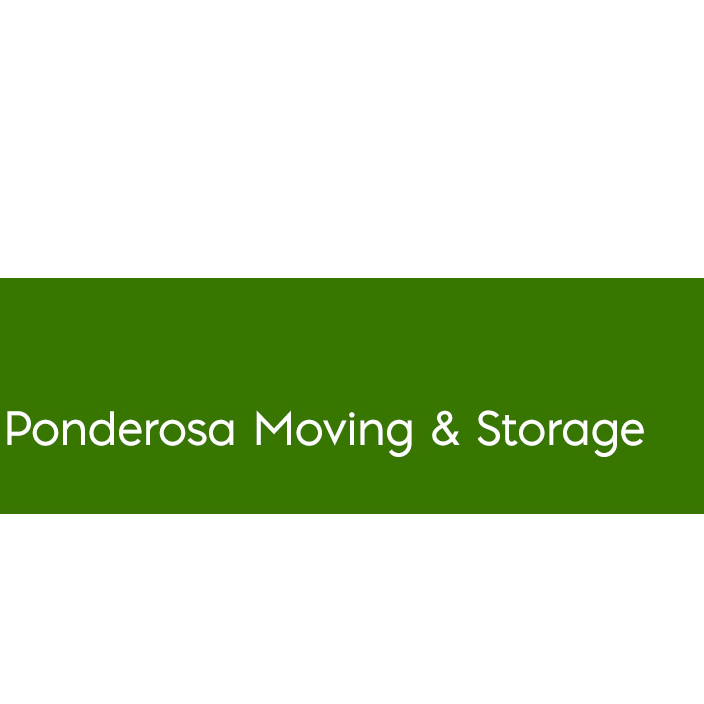 Ponderosa Moving & Storage