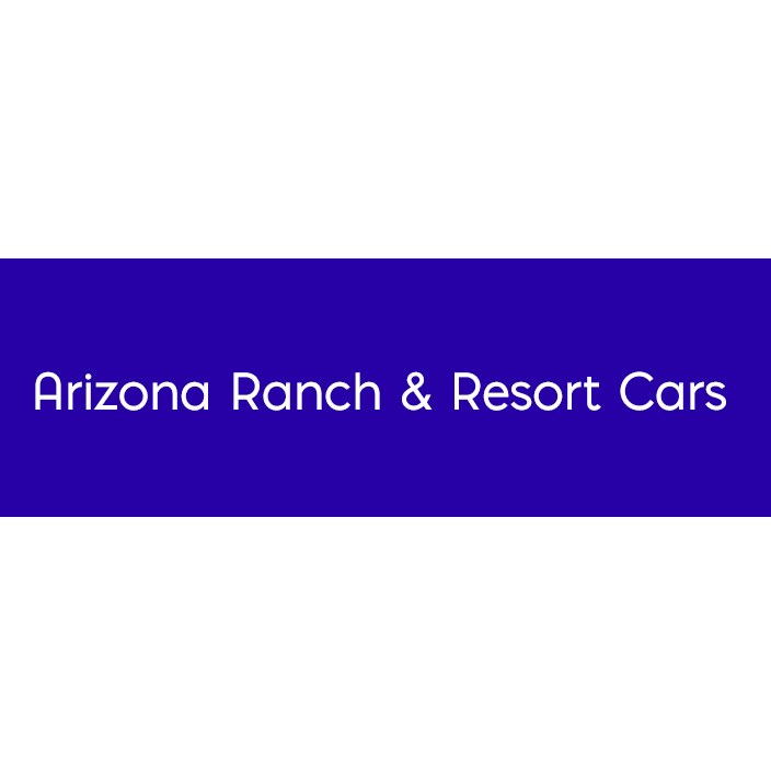 Arizona Ranch & Resort Cars